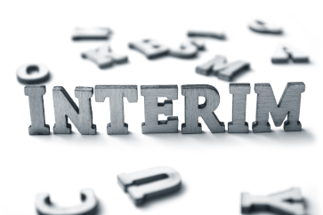Photo lettering interim: Interim management in PVD and DLC coating technology.